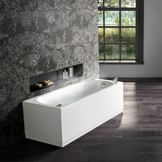ALBATROS IDEA WHIRLPOOL BATHTUB