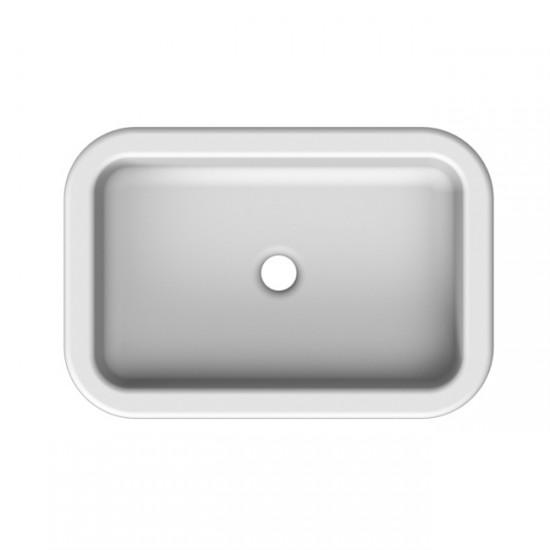 NEXT SCARABEO 60 Lay-on washbasin