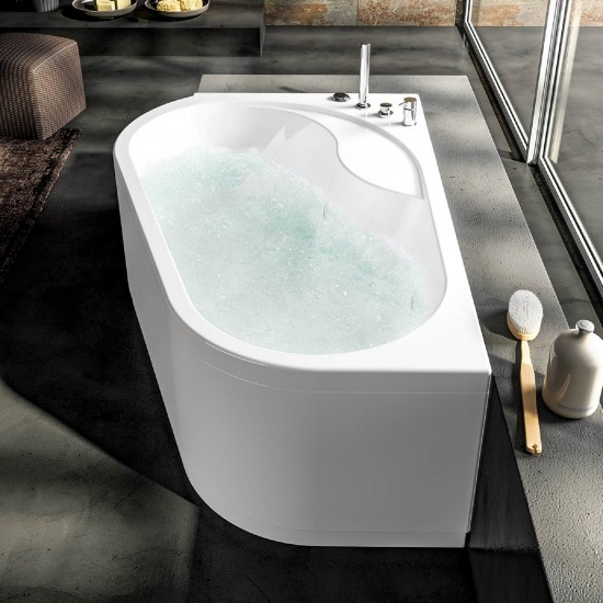 ALBATROS IDEA 158 WHIRLPOOL BATHTUB