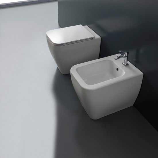NEXT SCARABEO FLOOR WC