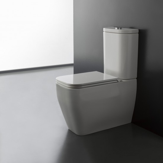 NEXT SCARABEO Monoblock WC