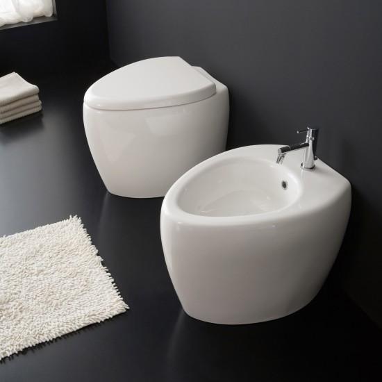 MOAI SCARABEO FLOOR WC