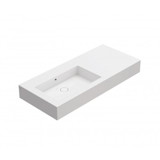 GLOBO INCANTHO SIT-ON WASHBASIN