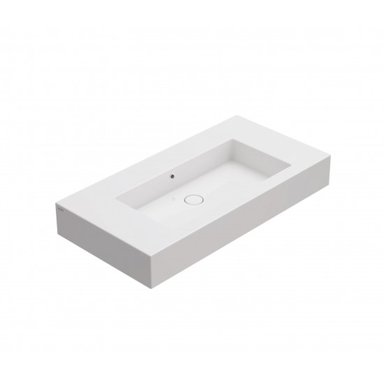 GLOBO INCANTHO WALL-HUNG WASHBASIN
