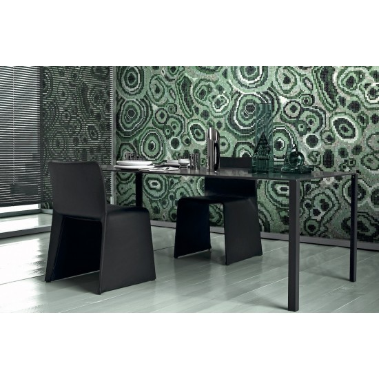 BISAZZA DECORI MODERN NEW MALACHITE GREEN