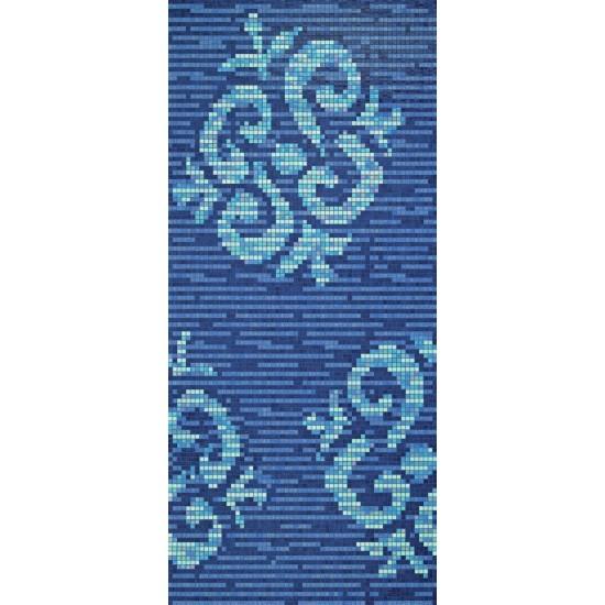 BISAZZA DECORI MODERN GINSENG BLUE