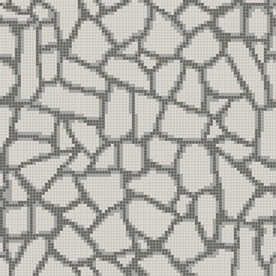 BISAZZA DECORI FLOORING FRAGMENT GREY