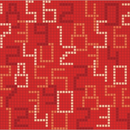 BISAZZA DECORI FLOORING DATA RED