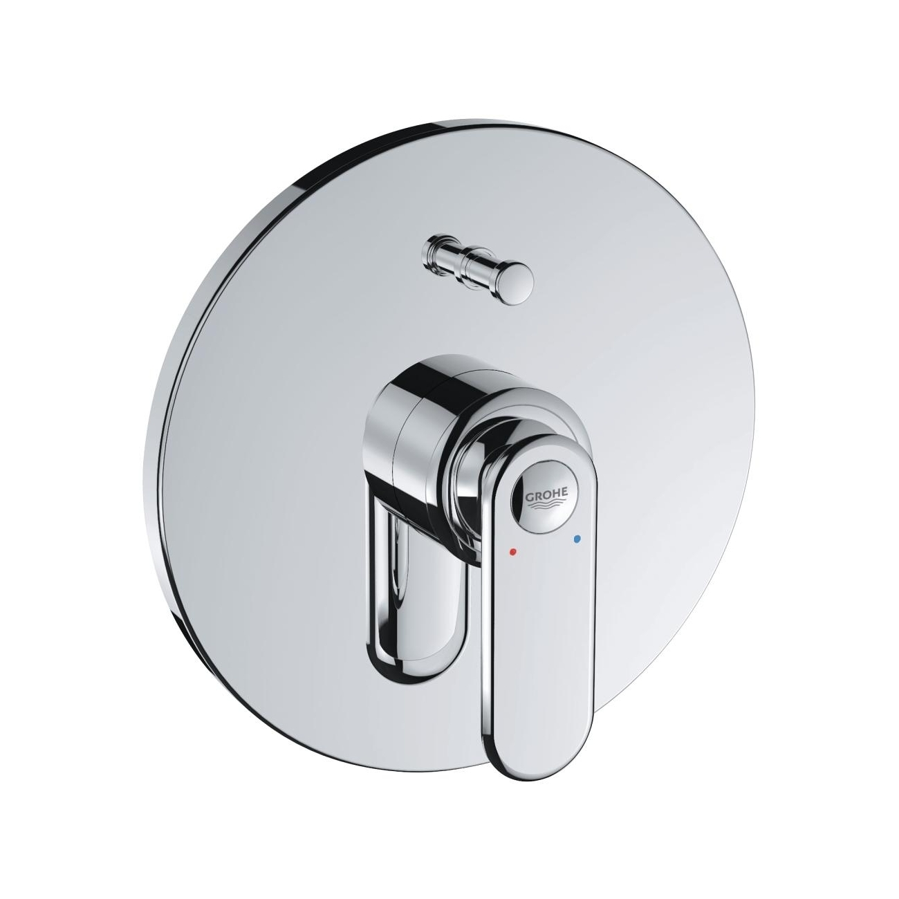 GROHE VERIS Bath-shower mixer with diverter - TattaHome