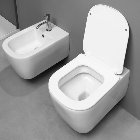 ANTONIO LUPI KOMODO WALL HUNG WC