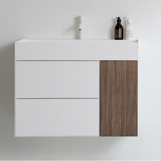 FALPER QUATTRO.ZERO BATHROOM CABINET