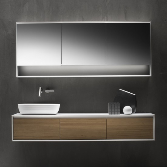 FALPER SHAPE EVO BATHROOM CABINET