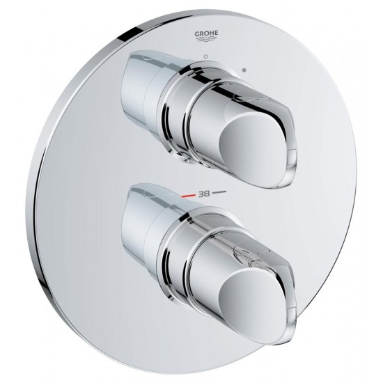 GROHE VERIS Thermostatic shower mixer