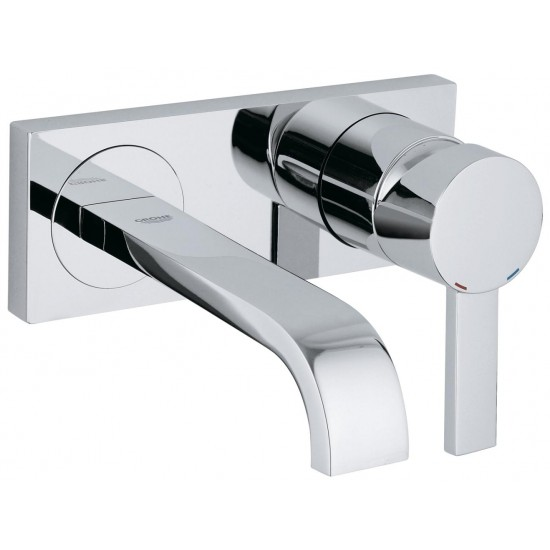 GROHE ALLURE MIX LAVABO S 2FORI A MURO 172MM