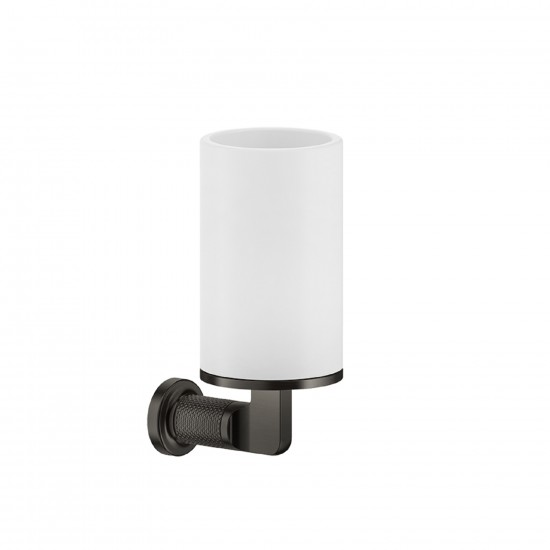 GESSI INCISO WALL MOUNTED TUMBLER HOLDER
