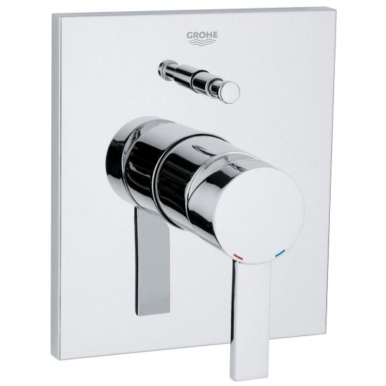 GROHE ALLURE Bath-shower mixer with diverter