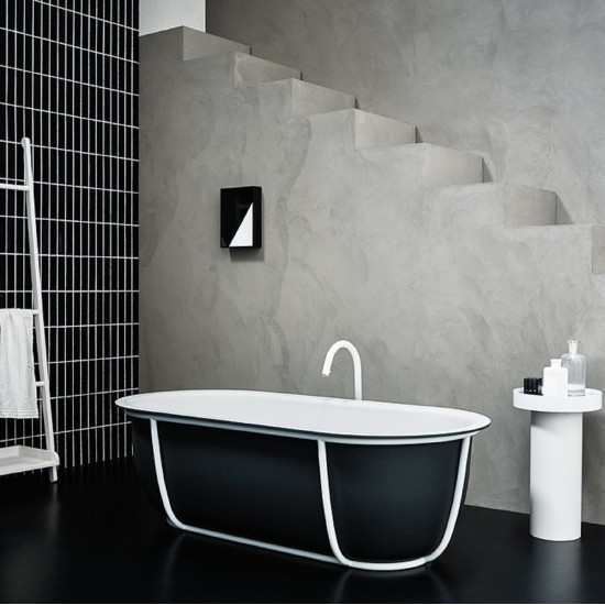 AGAPE CUNA FREESTANDING BATHTUB