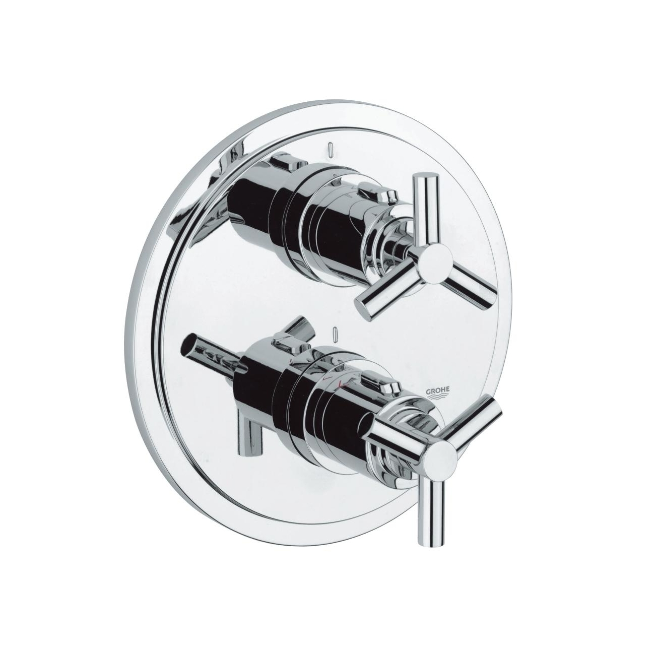 GROHE ATRIO Y Thermostatic shower mixer - TattaHome