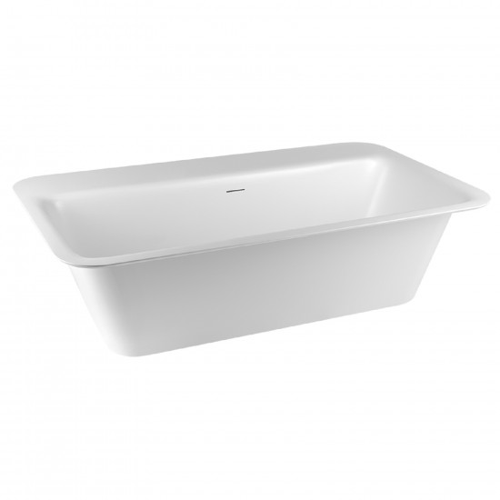 GESSI RETTANGOLO FREESTANDING OR BUILT IN BATHTUB
