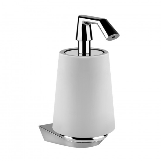 GESSI CONO WALL MOUNTED SOAP DISPENSER HOLDER