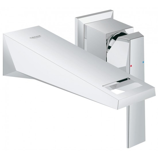 GROHE BRILLIANT MIX LAVABO 2FORI A MURO 210MM