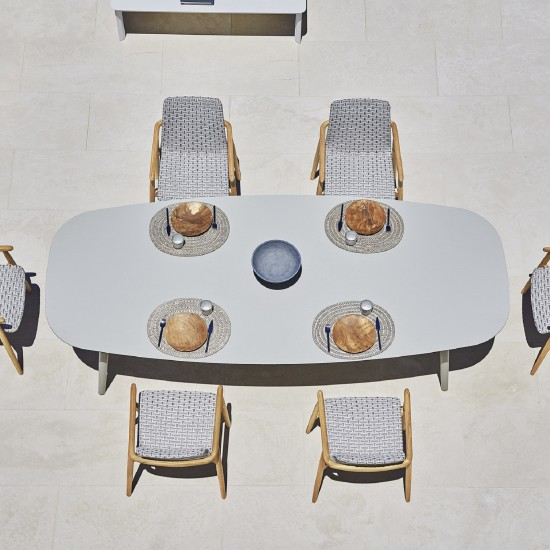 VARASCHIN ELLISSE TABLE