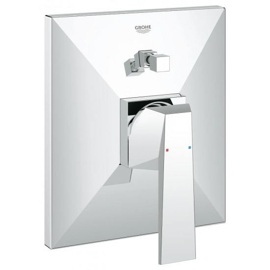 GROHE BRILLIANT Bath-shower mixer with diverter