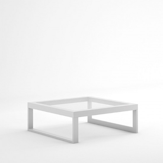GANDIA BLASCO BLAU CHAISELONGUE TABLE
