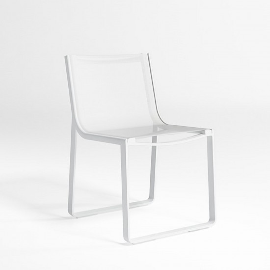 GANDIA BLASCO FLAT TEXTIL DINING CHAIR