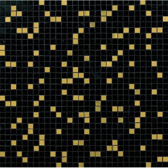 BISAZZA PRINCE BLACK GOLD BLENDS 10 MOSAIC