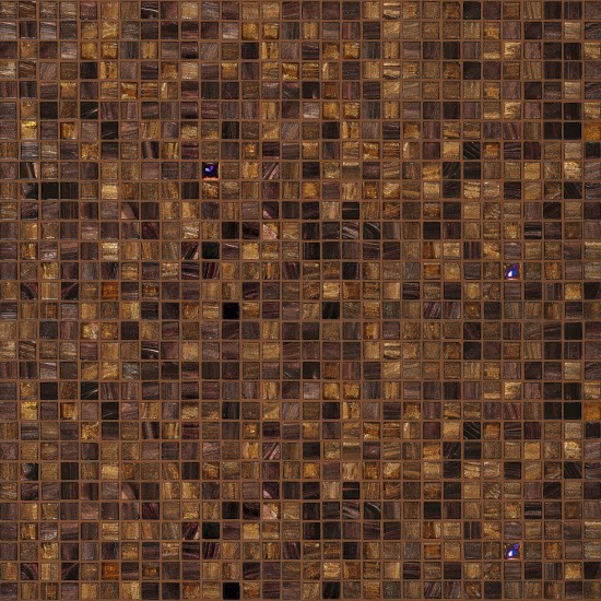 BISAZZA BRONZITE THE CRYSTAL COLLECTION MOSAIC