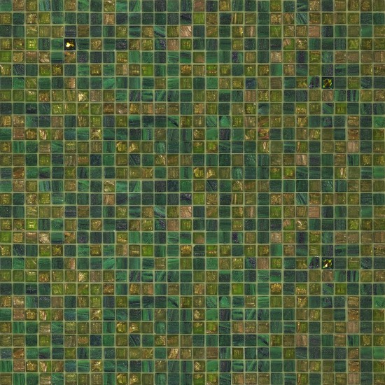 BISAZZA OLIVINA THE CRYSTAL COLLECTION MOSAICO