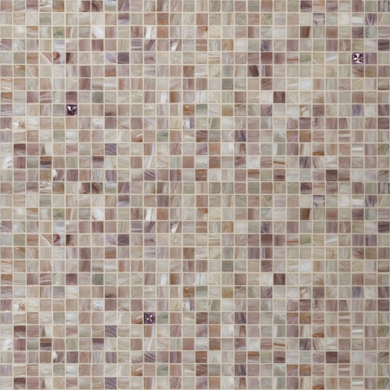BISAZZA RODONITE THE CRYSTAL COLLECTION MOSAIC
