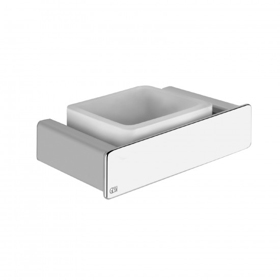 GESSI ISPA WALL MOUNTED SOAP HOLDER