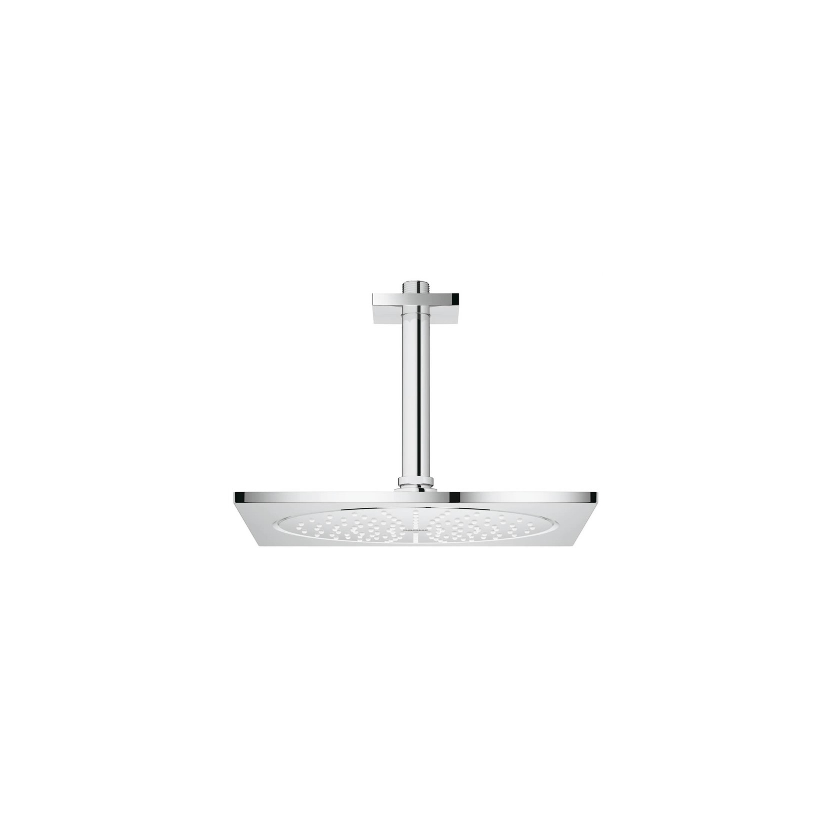 grohe f series head shower set ceiling 254x254 tattahome. Black Bedroom Furniture Sets. Home Design Ideas