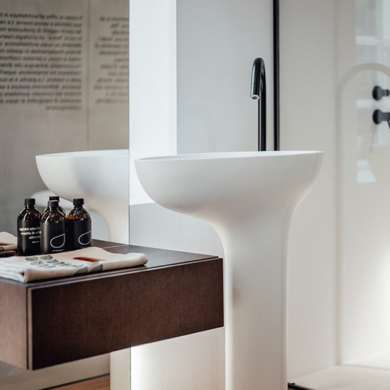 AGAPE DROP FREESTANDING WASHBASIN