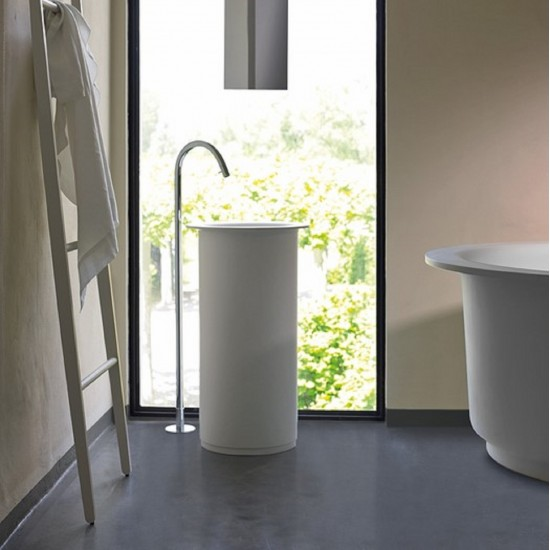 AGAPE IN OUT FREESTANDING WASHBASIN