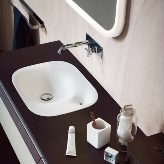 AGAPE NIVIS BUILT IN WASHBASIN