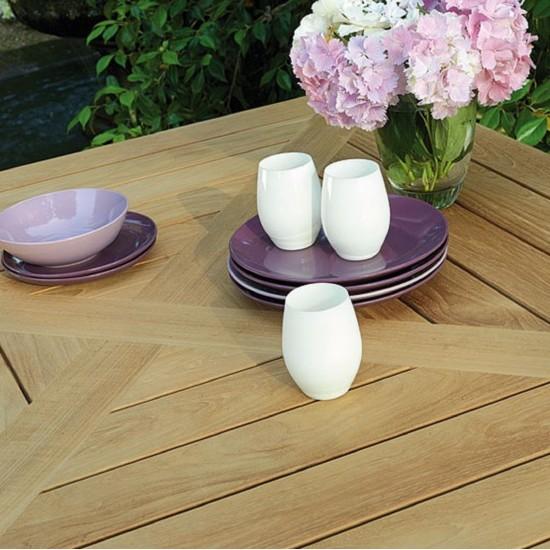 ETHIMO CRONOS SQUARE TABLE