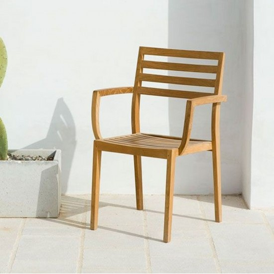 ETHIMO STELLA DINING ARMCHAIR