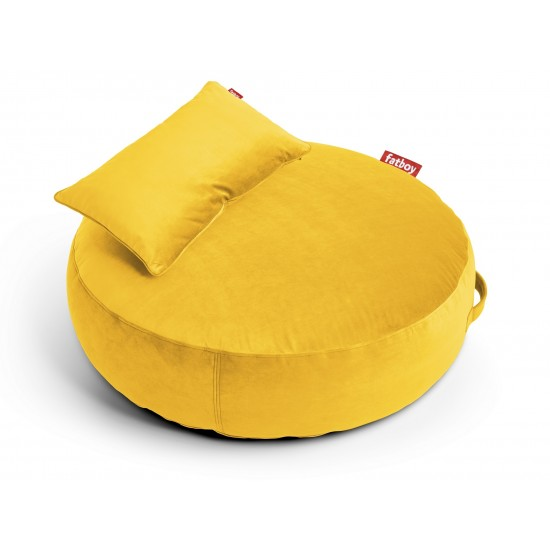 FATBOY PUPILLOW VELVET MAIZE YELLOW