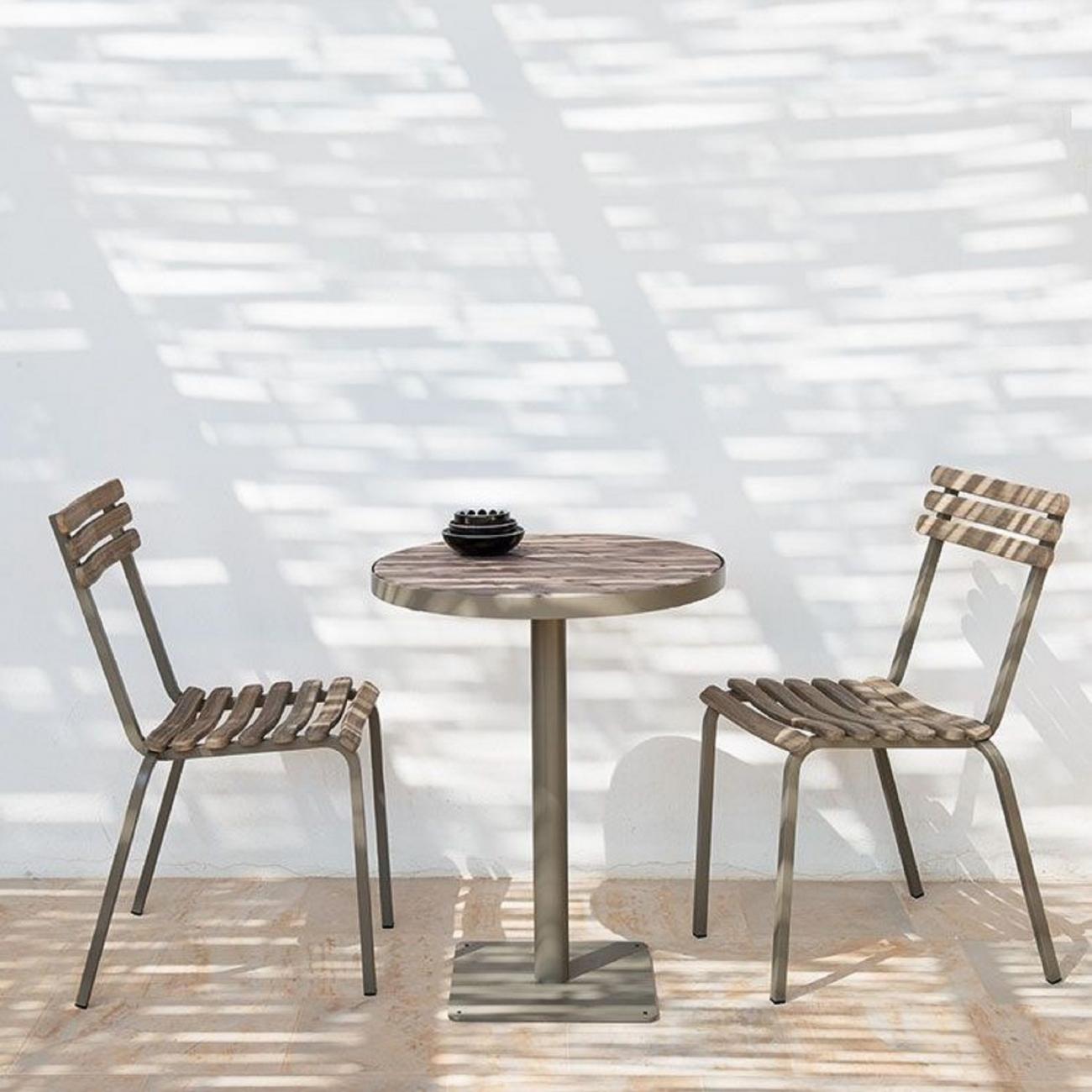 ETHIMO LAREN ROUND DINING TABLE