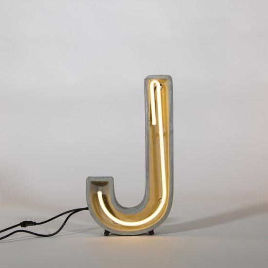 SELETTI LETTERS ALPHACRETE LAMP