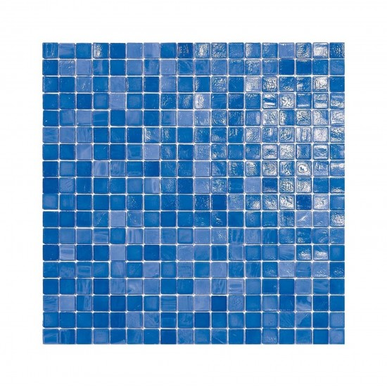 SICIS NATURAL BLUE ANGEL MOSAICO