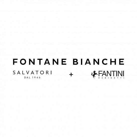 FANTINI FONTANE BIANCHE WALL-MOUNT WASHBASIN MIXER