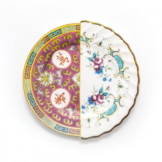 SELETTI HYBRID EUDOSSIA DESSERT PLATE