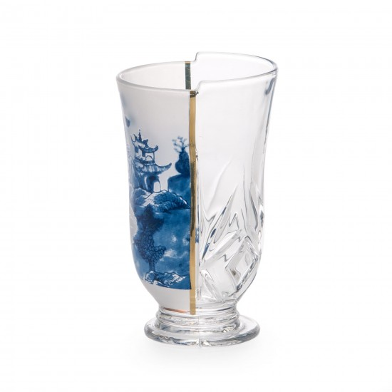 SELETTI HYBRID CLARICE COCKTAIL GLASSES SET