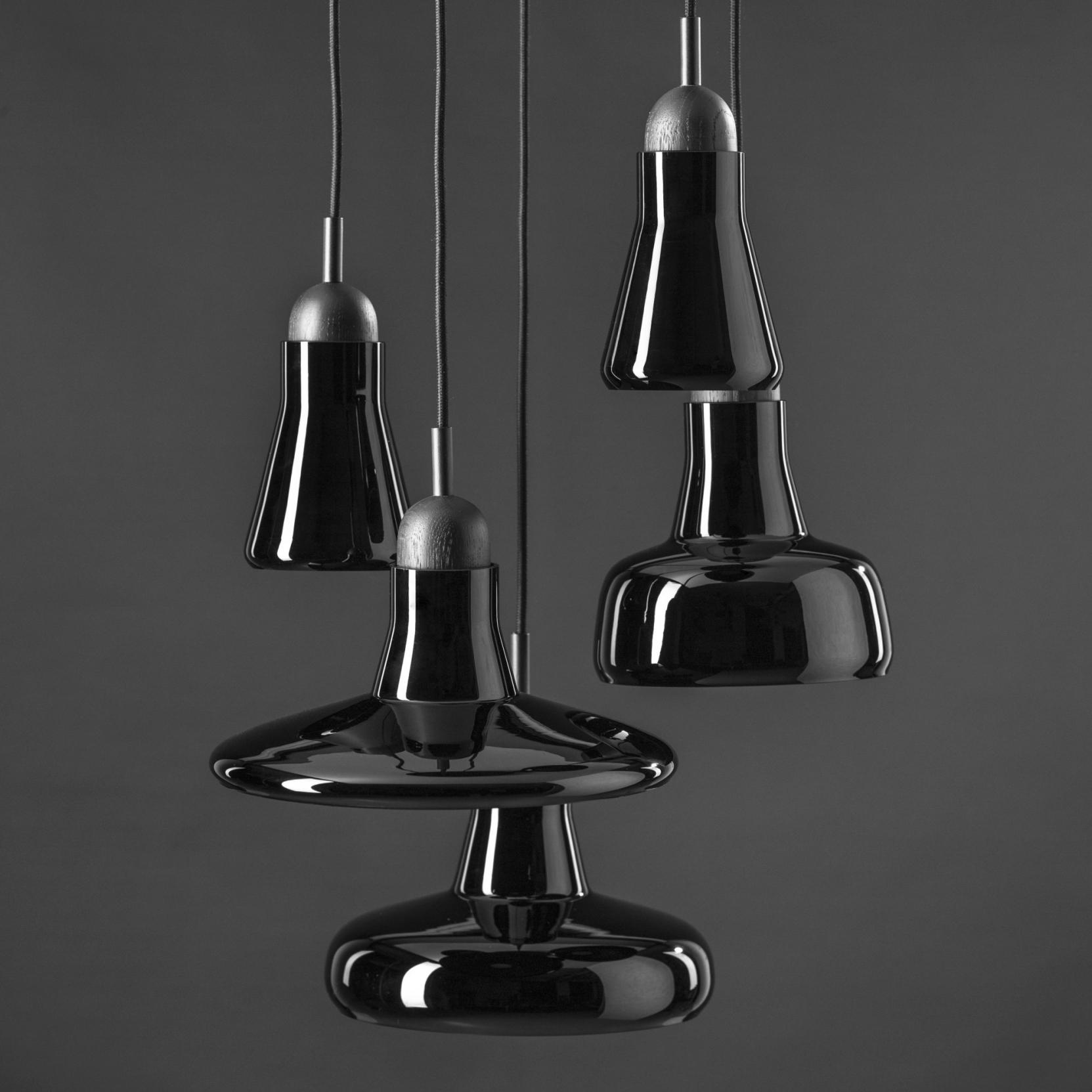 Dan Yeffet & Lucie Koldova brokis shadows lamp pc929 - tattahome