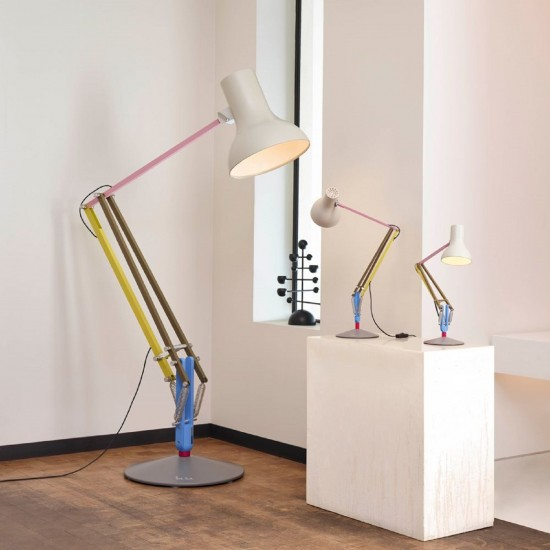 ANGLEPOISE TYPE 75 GIANT PAUL SMITH FLOOR LAMP