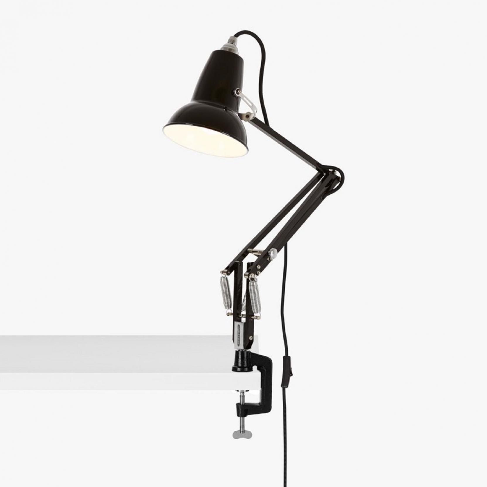 ANGLEPOISE ORIGINAL 1227 MINI LAMP WITH DESK CLAMP - TattaHome